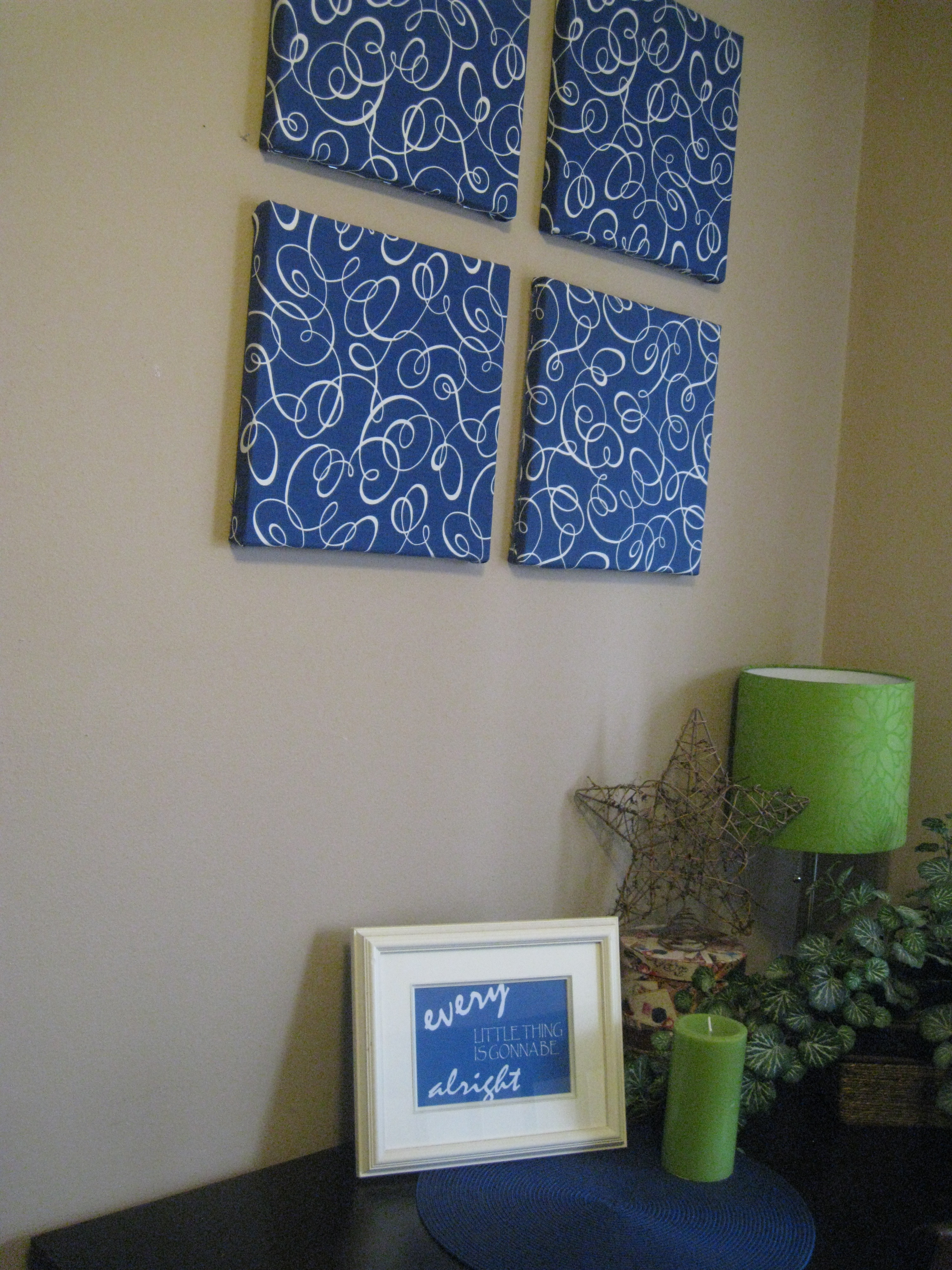 Making Your Own Wall Art Part 2 Create With Cents